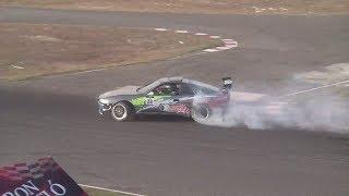 Nissan Silvia S13.4(zenki) Drifting (Round 2, Dominican Drift Series) 28-06-14