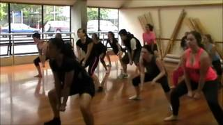 Beginners Contemporary Dance Class  - Trials of the Past