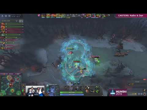 The Pango vs compLexity Gaming vod