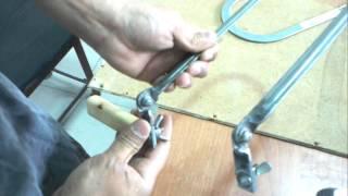 видео Самодельный электролобзик: технология изготовления