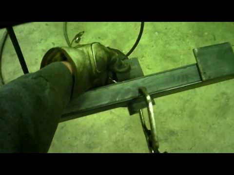 Steel fabrication work pt 2