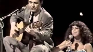 Chega de Saudade Joao Gilberto e Bebel Gilberto  1980 video
