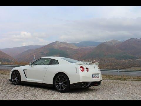 От 0 до 100 за едно вдишване: тест на Nissan GT-R