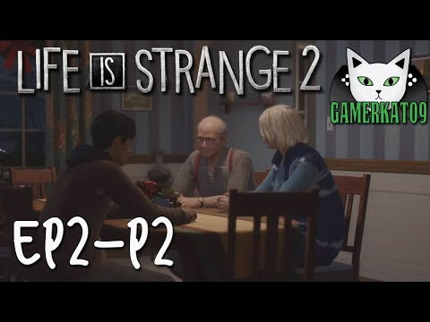 (P2) Let's Play - Life is Strange 2 - Ep2 Rules [BLIND] - Grandparents thumbnail