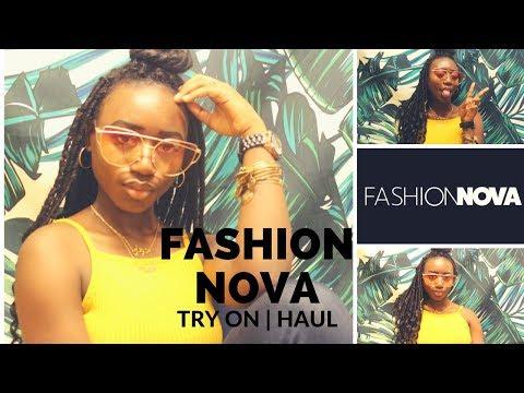 Fashion Nova Jeans | Try On/Haul | Jonay Nachelle
