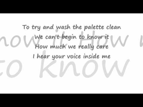 We Belong - Everly (Lyrics)
