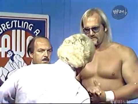 AWA All Star Wrestling 8/8/81