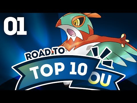 Pokemon Showdown Road to Top Ten: Pokemon Sun & Moon OU w/ PokeaimMD #1