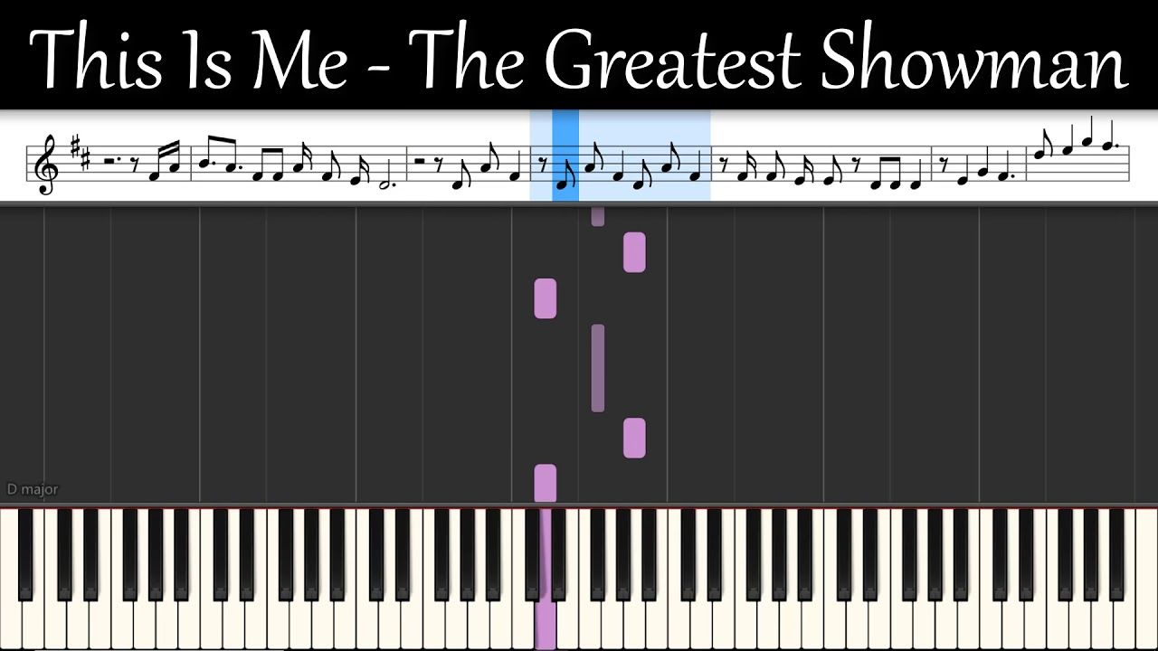 this is me the greatest showman pdf