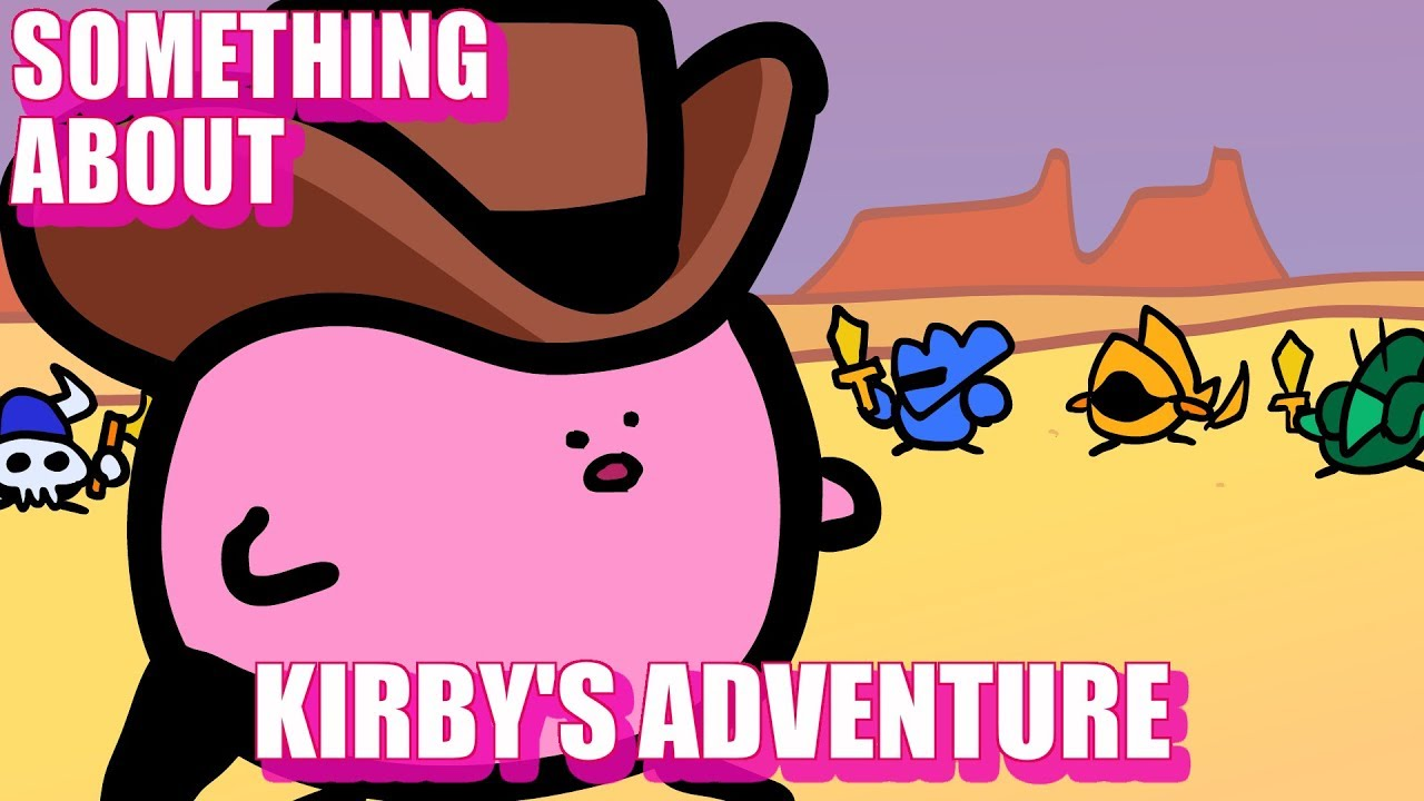 Download Something About Kirby's Adventure (Loud Sound Warning) (づ。◕‿◕。)づ⭐️