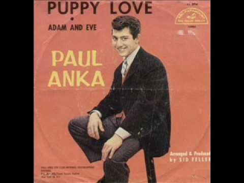 Paul Anka  Adam and Eve  1960