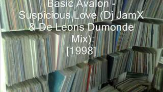 Basic Avalon - Suspicious Love (Dj JamX & De Leons Dumonde Mix)