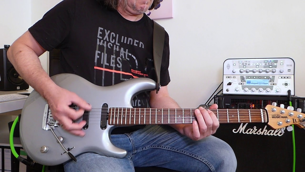GMC Lesson 68 #1  | PAUL JACKSON JR. Guitar Style