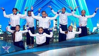 ¡Qué baile tan increíble! ¡Estas CHICAS SON FUEGO! | Audiciones 6 | Got Talent España 5 (2019)