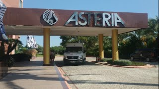 Обзор ASTERIA Hotels Resorts 5 Kemer сентябрь 2020