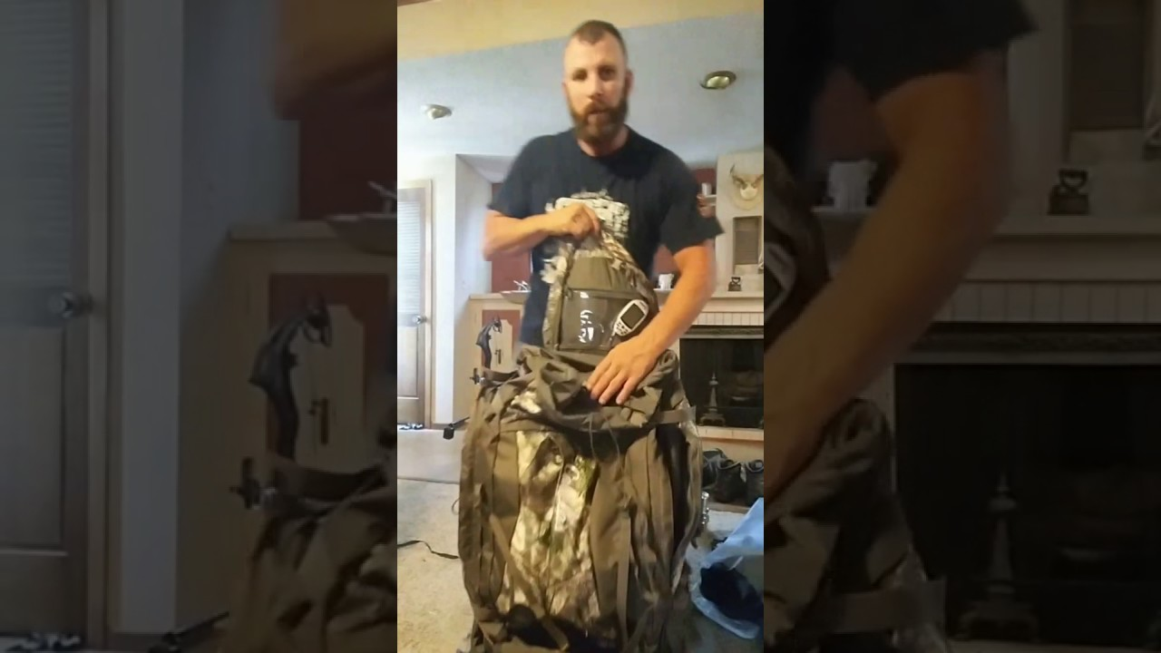 CABELAS INSTINCT PACK,MY GEAR - YouTube