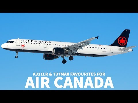 Air Canada Eyeing New Aircraft