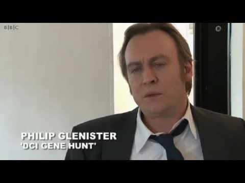 Philip Glenister talks to the BBC