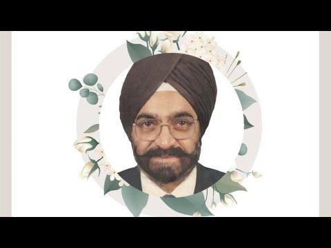 Live-Now-Antim-Ardaas-Cdr-Joginder-Singh-Chadha-Saket-23-May-2021