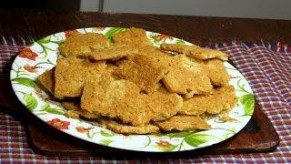 Сырное печенье. Приятного аппетита
