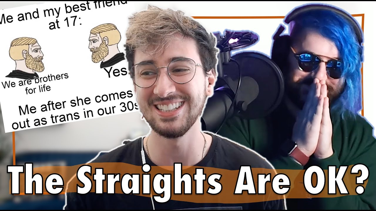 Download The Straights Are Actually OK ft. OneTopicAtATime