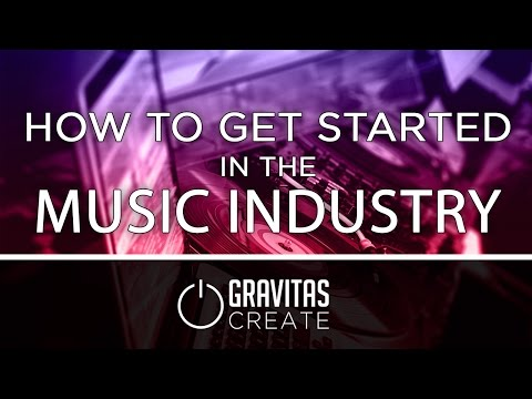 How to Get Started in the Music Industry [Real Talk Episode 1]