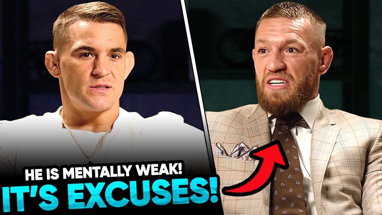 Dustin Poirier SLAMS Conor McGregor for making injury excuses, Justin Gaethje GOES OFF on M