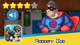 Robbery Bob SuperBob Bonus 9 10 Walkthrough Recommend index four stars