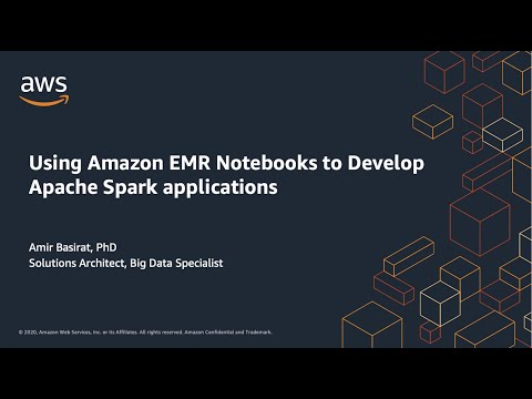 Amazon EMR Notebooks