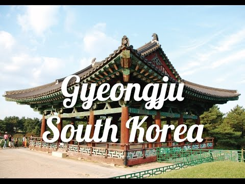 Getting Lost in Korea - Gyeongju, South Korea