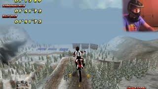 Motocross Mania   Gameplay/Ukázka ze hry