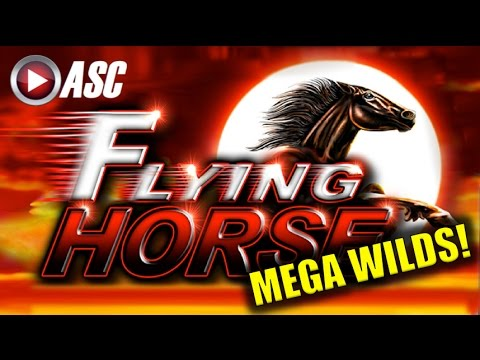 flying horse slot machine