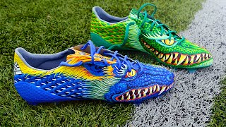 "Testing the ugliest boots ever? adidas f50 ""yamamoto"" review 