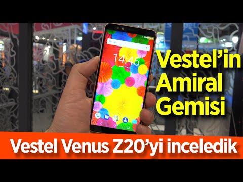 Vestel Venus Z20'yi inceledik