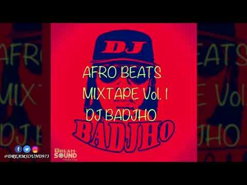 DJ BadJho - AfroBeats Mixtape Vol. 1 (Long Preview)