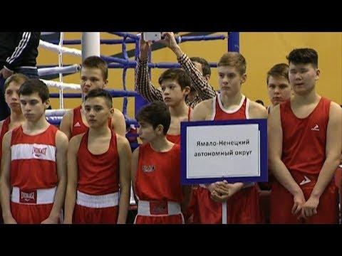 В Екатеринбурге сборная Ямала выступает на Первенстве УрФО по боксу