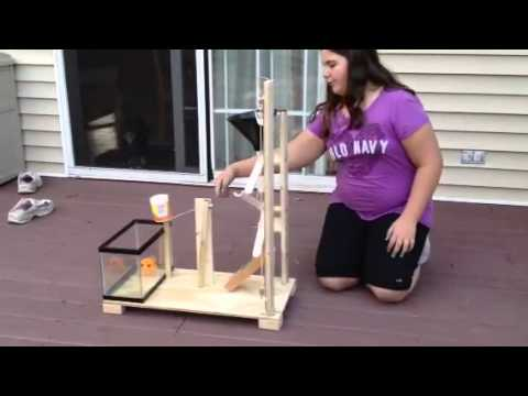 4th Grade Simple Machine Project