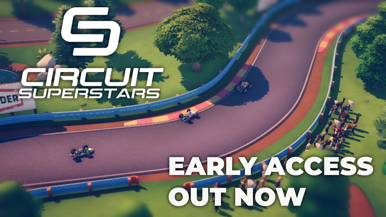 Circuit Superstars | Early Access Out Now | Square Enix Collective - Square Enix Collective