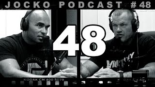 Jocko Podcast 48 with Echo Charles: