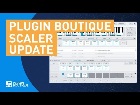 Scaler 1 6 by Plugin Boutique | The Creative Chord Composer