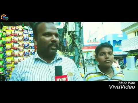 R.K Nagar Tamil Movie Trailer