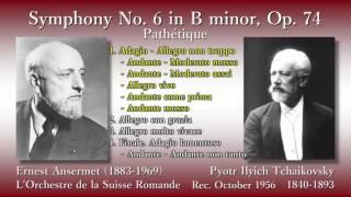 Pyotr Ilyich Tchaikovsky (1840-1893) Symphony No. 6 in B minor, Op....