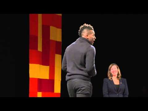 Athletes in the criminal justice system  Robyn McDougle & Melvin Johnson  TEDxVCU