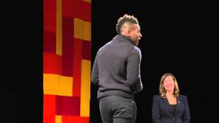 Athletes in the criminal justice system | Robyn McDougle & Melvin Johnson | TEDxVCU