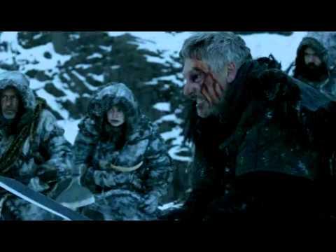 Game of Thrones sword fight