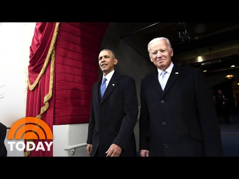 President Biden, Barack And Michelle Obama Will Appear In Vaccination Special   TODAY