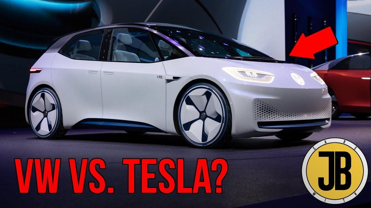 Vw S Alternative To Tesla More Car News