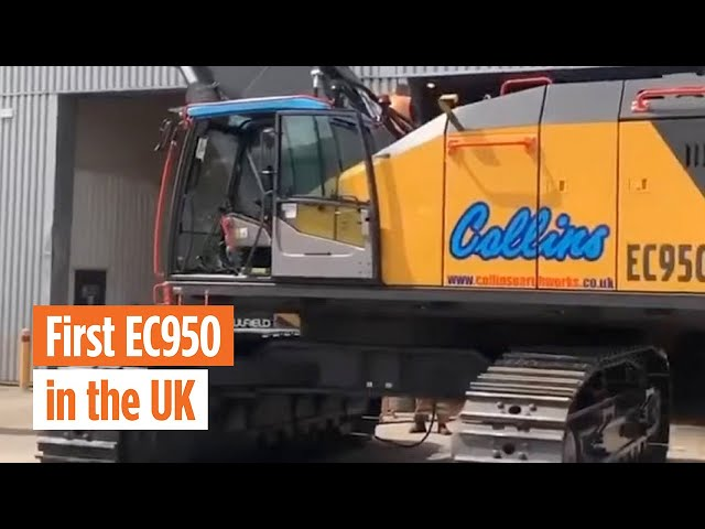 First EC950 in The UK