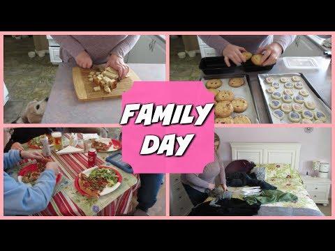 FAMILY DAY - VLOG