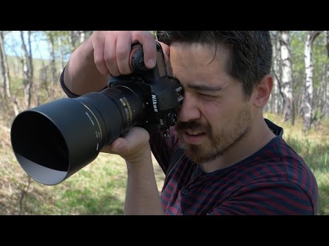 Nikon D500 Hands-On Field Test